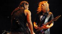 Metallica band bassist Robert Trujillo reveals WorldWired doodles