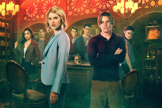 When is the The Order season 3 release date for Netflix?