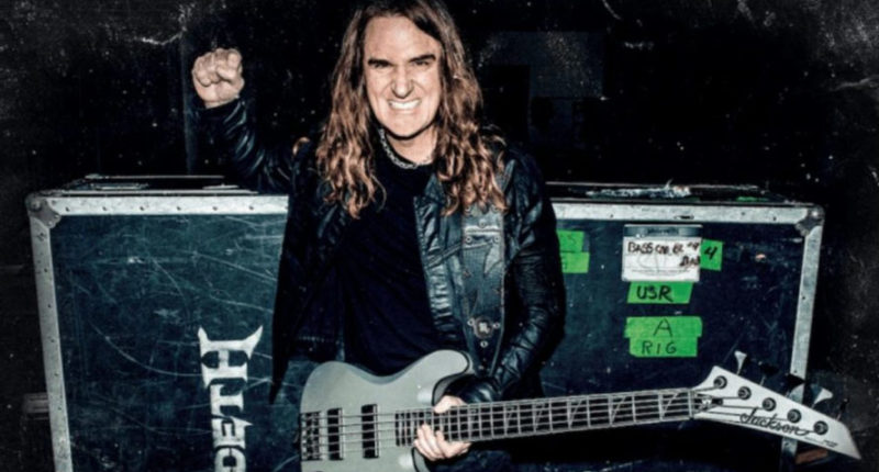 "Megadeth vocalist Dave Mustaine called David Ellefson as a ""Junior"""
