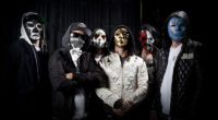 "Hollywood Undead shares new track ""Idol"" featuring rapper Tech N9ne"