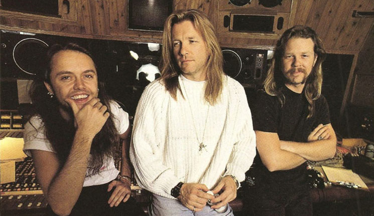 Metallica old producer Bob Rock recalls St. Anger drum snare sound