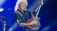 "Brian May: ""I will never claim to be a great guitarist, you know, a virtuoso"""
