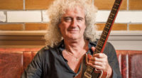 Queen guitarist Brian May talks about his and legends guitar players
