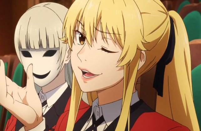 Kakegurui season 3 release date, synopsis and characters
