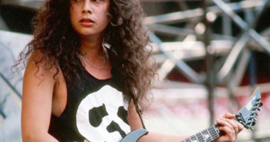 Kirk Hammett reveals what he does before joined the Metallica