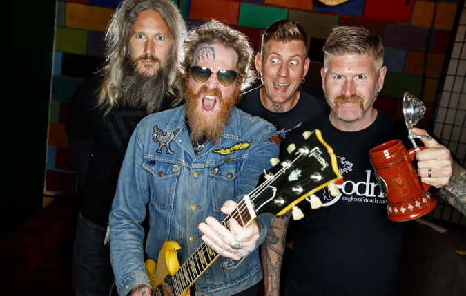 "Mastodon shares new single ""Fallen Torches"" from upcoming album"