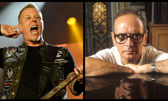 "Metallica respect to Ennio Morricone: ""Your compositions were timeless"""