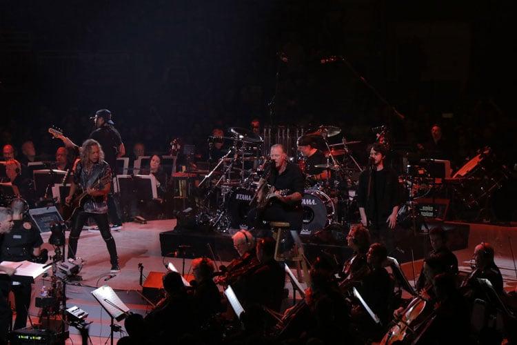 Metallica Scores Best Debut on Billboard's Mainstream Rock Songs