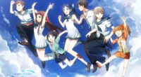 Nagi no Asukara: A Lull in the Sea release date, synopsis and characters