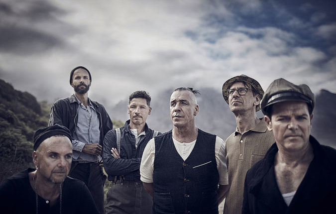 Rammstein share for rescheduled 2021 tour dates