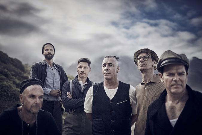 Rammstein announce the rescheduled 2021 tour dates