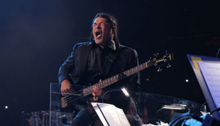 Metallica bassist Robert Trujillo wants to play S&M3 in 2029