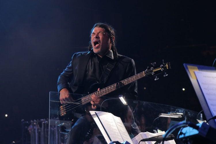 Metallica bassist Robert Trujillo wants to play S&M3 in 2029