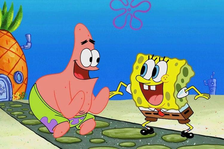 Are SpongeBob SquarePants seasons 1-12 release on Netflix?