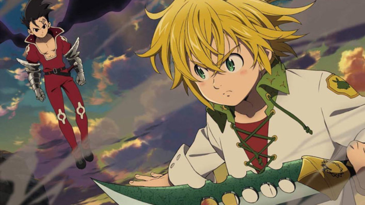 The Seven Deadly Sins season 4 release to August 6th, 2020