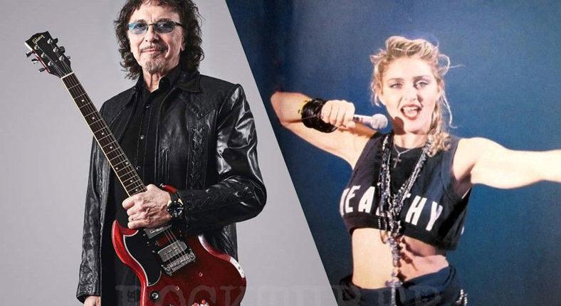 Tony Iommi Sent Out Madonna of Black Sabbath Live Aid Reunion Show