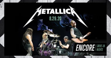 Metallica reveals concerts of 2020 at drive-ins across U.S and Canada