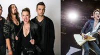 HALESTORM frontwoman LZZY HALE's feelings about live concerts