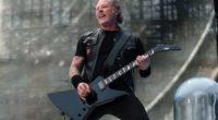"""James Hetfield on new METALLICA album: """"I've written tons of material"""""""