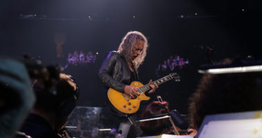 METALLICA's Kirk Hammett Interview for Drive-in Concert, Lou Reed and More
