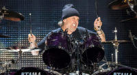 Lars Ulrich shares which Metallica songs are the best