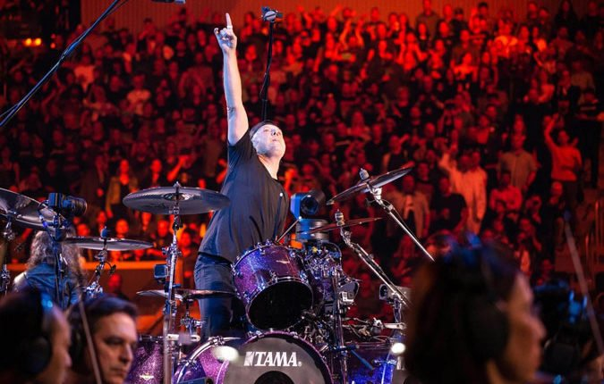 METALLICA Drummer Lars Ulrich Reveals His Dream Music Festival