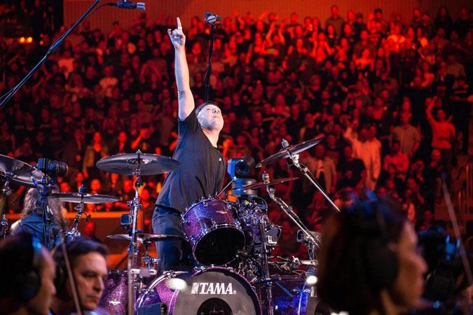 METALLICA Drummer Lars Ulrich Reveals His Dream Music Festival