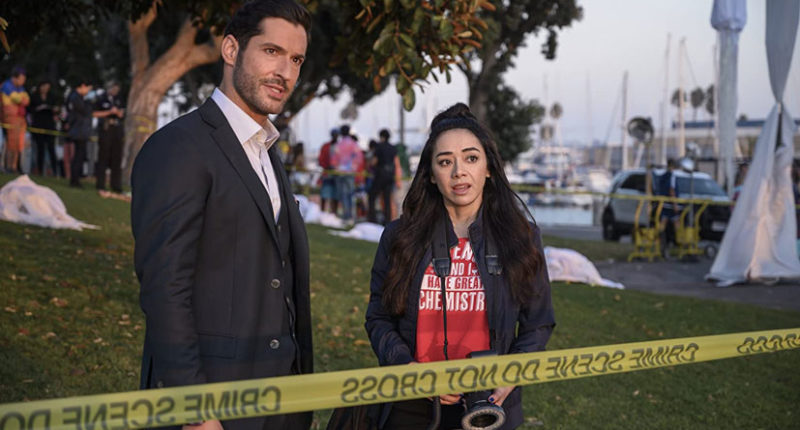When is the Lucifer Season 5: Part 2 release date for Netflix?