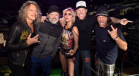 James Hetfield from Metallica Reveals Thoughts about Lady Gaga