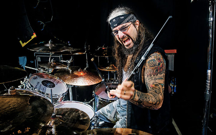 Mike Portnoy for Spotify CEO stealing the musicians music