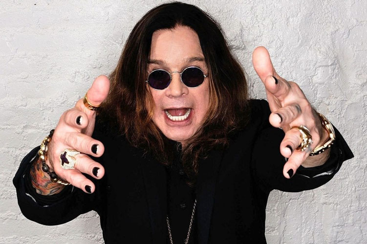 """Ozzy Osbourne Recalls Donald Trump: """"This Guy's Acting Like A Fool"""""""