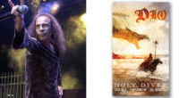 "RONNIE JAMES DIO ""Holy Diver"" Album's Comic Book Coming in 2021"