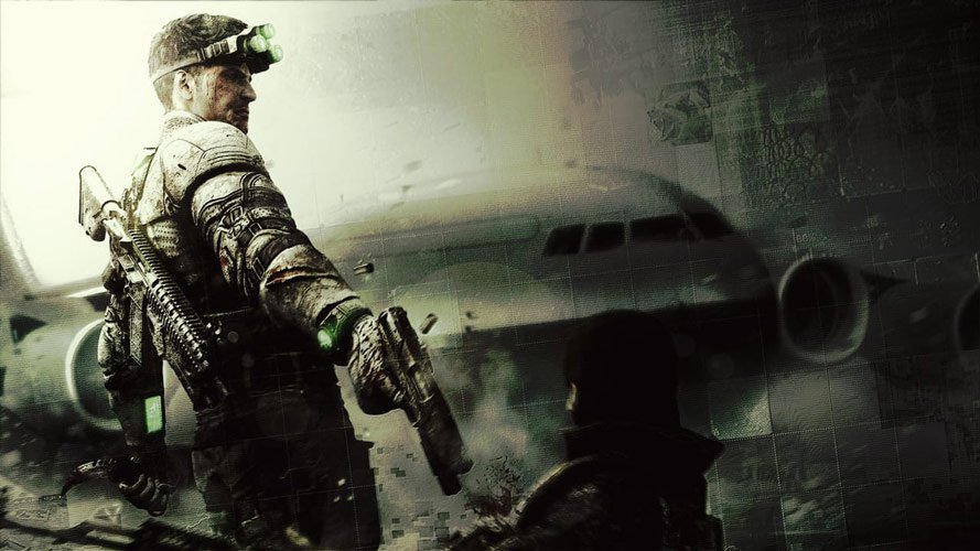 Splinter Cell anime series coming to Netflix