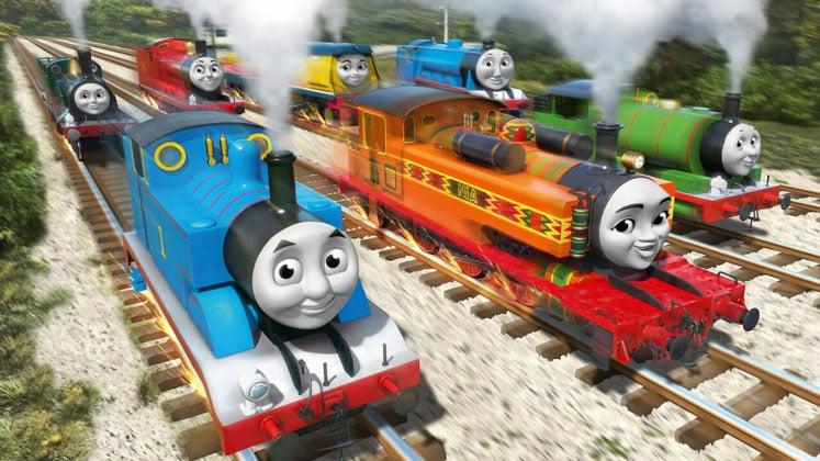 When is Thomas & Friends season 24 release date for Netflix?