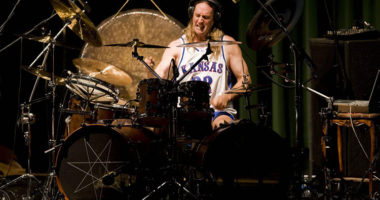 Tool drummer Danny Carey about upcoming EP album in quarantine
