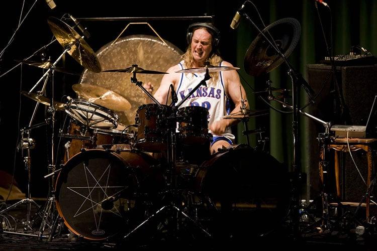 Tool drummer Danny Carey about upcoming EP album in quarantine