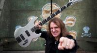 MEGADETH Bassist David Ellefson What They Owe to METALLICA