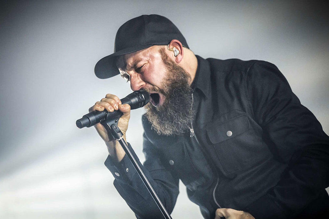 """IN FLAMES Frontman Andres Fridén: """"I don't think there's gonna be festivals in 2021"""""""