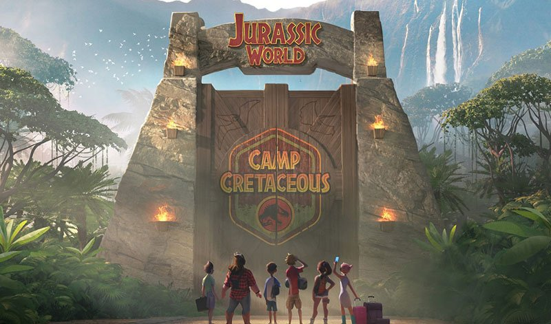 Jurassic World Camp Cretaceous Coming to Netflix in September 2020