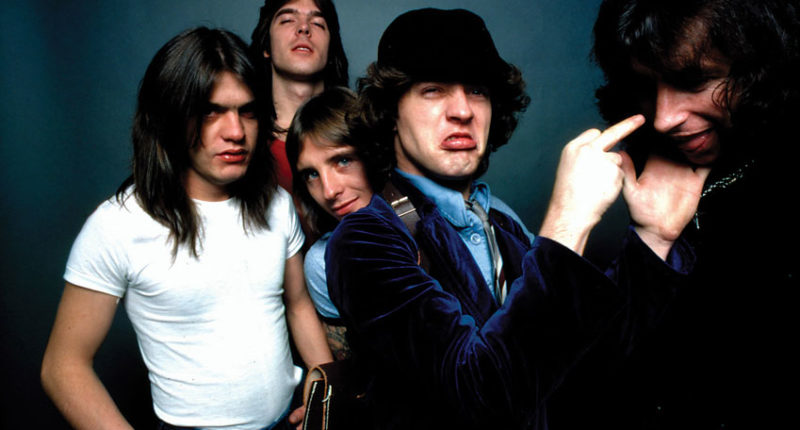 AC/DC Officially Confirms the 2020 Line-Up with First Photo