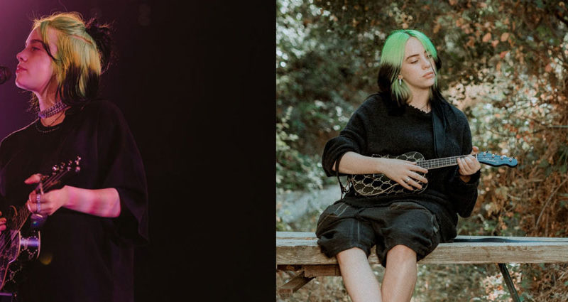 Billie Eilish and Fender Combined Together for Signature Ukulele
