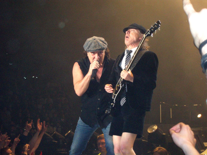 AC/DC Shares Cryptic Video Reveals Hint of a Comeback