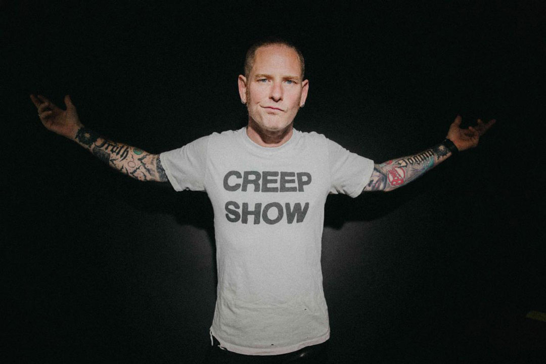 SLIPKNOT's Corey Taylor Reveals Why He is Optimistic Due to Pandemic