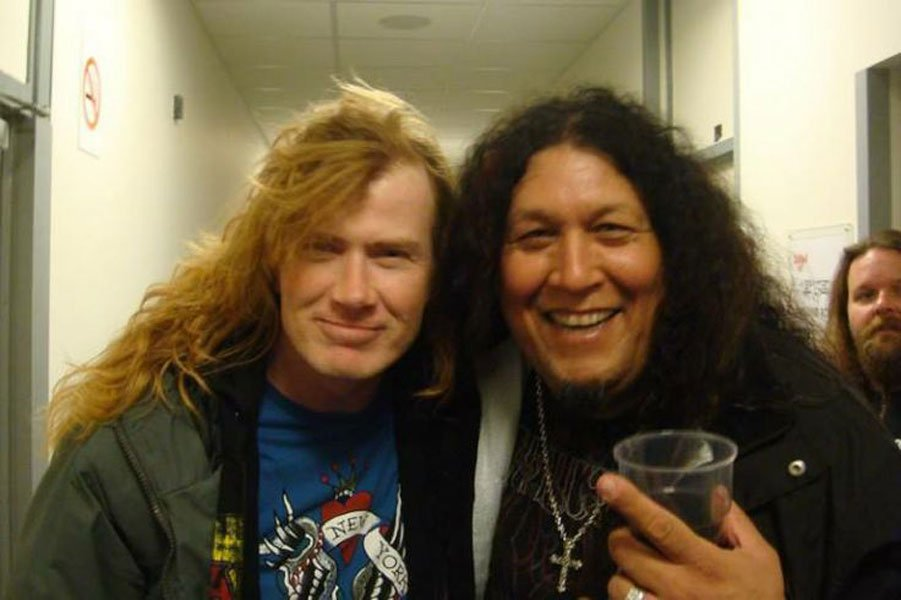 """Chuck Billy interview: """"Dave Mustaine said we can't use all of our new stuff"""""""