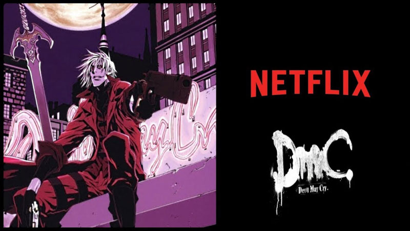 Devil May Cry - Netflix Originals