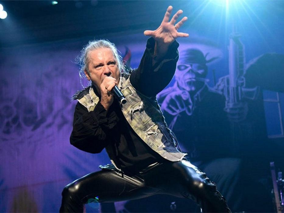 IRON MAIDEN's Bruce Dickinson reveals how cancer affect last album