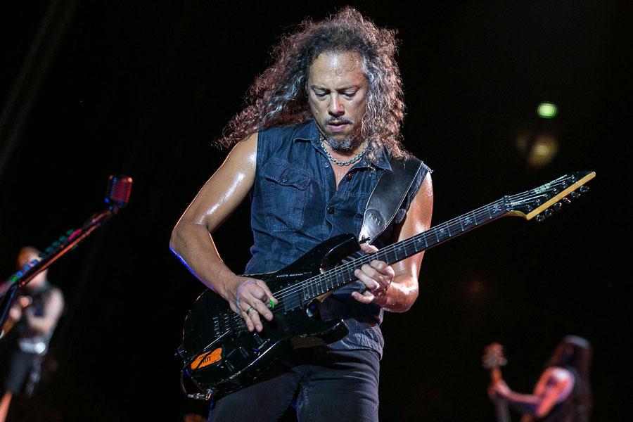 Metallica Guitarist Kirk Hammett Talks Jimi Hendrix's Influence on His Music