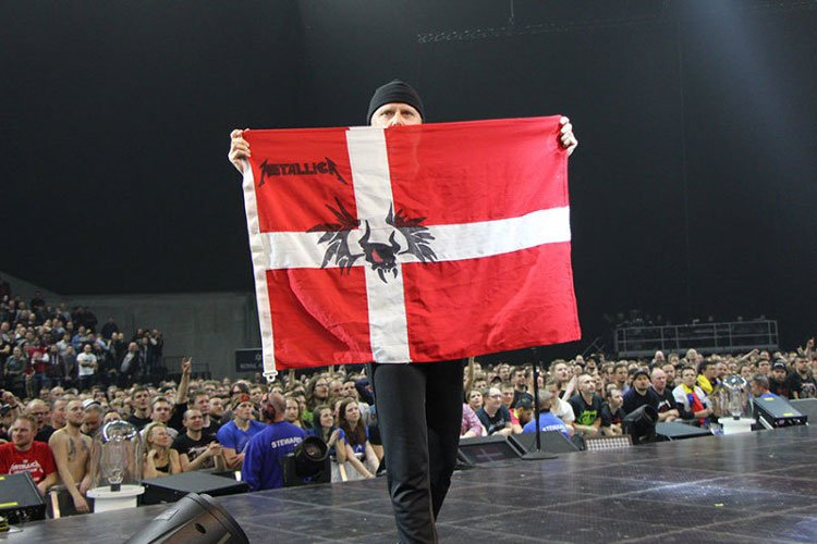 Lars Ulrich Reveals He Would Consider Moving Back To Denmark