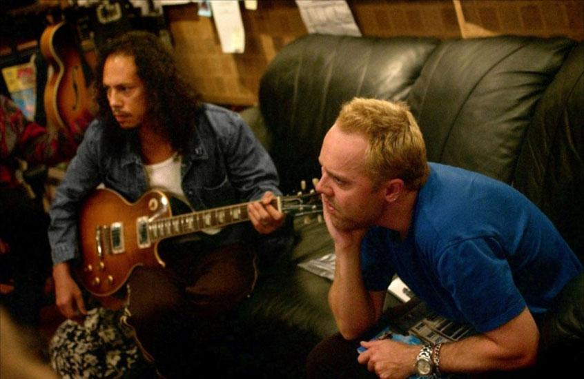 METALLICA's Drummer Lars Ulrich Talks About Movies