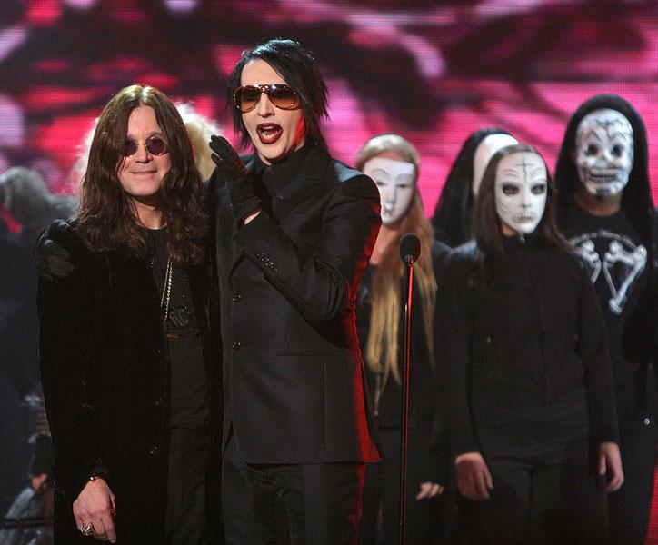 Marilyn Manson Recalls Ozzy Osbourne's Interesting Personality